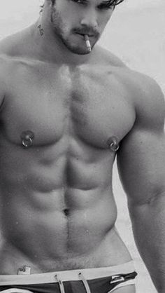 """boysobey: """" Pierced like all fags should be """" 3leapfrogsMore than 57,000 followers, thanks!•=• •=• •=•"""