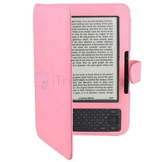 OWN - Kindle Keyboard Pink Case