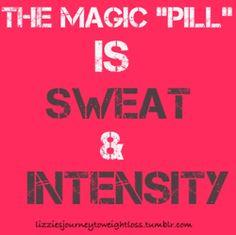 The magic pill of success. http://paleoaholic.com/