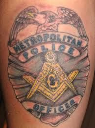 My father 39 s police badge my tattoos pinterest for Law enforcement memorial tattoo