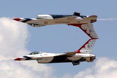 US Air Force Thunderbirds - US Military