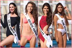 Miss Mundo Brasil 2016 Swimsuit Photoshoot