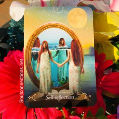 Queen of the moon oracle – Stacy Demarco - Rockpool publishing Native American Women, Native American History, Native American Indians, Soulmate Connection, Soul Connection, Free Psychic Question, Eternal Soul, Oracle Tarot, Feeling Hopeless