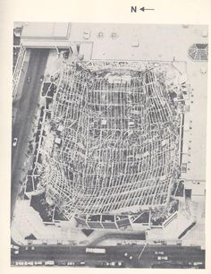 On January 16, 1978 The Civic Center in Hartford CT roof collapses. The building is only 3 years old.
