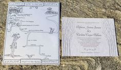 lord of the rings invitations - Google Search