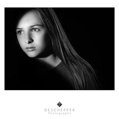 # Portrait # Female # Black&White # Look # Photography # Studio # Deschepper # Photo # Margaux