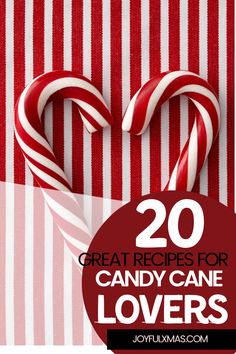 There is something about candy canes that just screams winter and the holiday season! I have always loved the taste of candy canes, but after a while, I get a little bored of the same old peppermint stick. #christmas #candycane #candycanerecipes #peppermintstick
