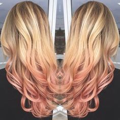Cant do this because im not a blonde (obviously) but this is too damn beautiful not to pin