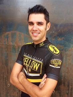 #YellowTeam #YellowRiders #PR Angel Carron | XCO , Maraton , Road Pro Model
