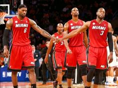 Miami Heat make the NBA playoffs  http://www.aplacefortickets.com/Event/NBA-Eastern-Conference-First-Round:-Miami-Heat-vs-TBD---Home-Game-1-Date-May-Change---If-Necessary-American-Airlines-Arena-Basketball-2014-04-19-TBA-Tickets
