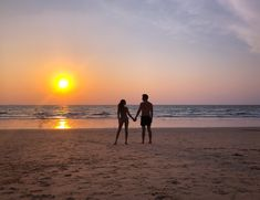 Us ❤️ on Kamala beach, Thailand Kamala Beach, Thailand, Celestial, Sunset, Lifestyle, Outdoor, Outdoors, Sunsets, Outdoor Games