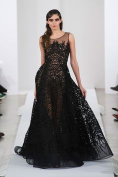 Oscar de la Renta Fall 2013 Runway High Fashion featured