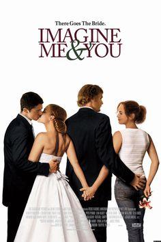 """Imagine Me and You (2005). Delicata commedia sull'amore tra donne. Perfetto e toccante esempio di ciò che capita quando una """"forza inarrestabile incontra un ostacolo inamovibile..."""" Bello e dimenticato, profondo e dedicato a tutti coloro che nonostante tutto si amano."""