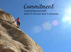 And commitment is such a beautiful thing, isn't it?
