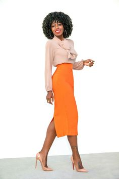 Style Pantry - Another! Pencil Dress Outfit, Pencil Skirt Casual, Pencil Skirt Outfits, High Waisted Pencil Skirt, Midi Skirt, Pencil Skirts, Pencil Dresses, Denim Pencil Skirt, Sheath Dresses