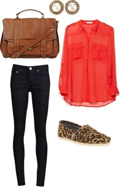 not a major fan of leopard, but ill let it slide for this delicious outfit !