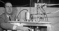 Muere #CharlesTownes, uno de los inventores del láser y premio Nobel de Física en 1964 http://www.rtve.es/n/1089300/
