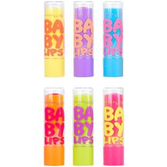 Maybelline Baby Lips ❤ liked on Polyvore featuring makeup, beauty, fillers, lip balm and lips