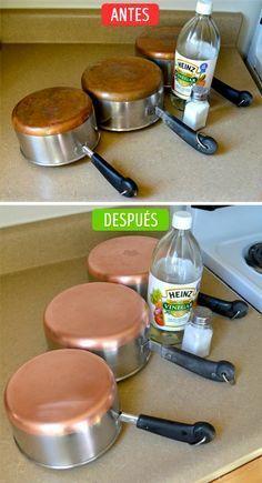 Estos 11 consejos te ayudarán a eliminar manchas de distintos objetos y de manera sencilla.