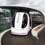 """Driverless Pods Coming To The U.K. - """"Milton Keynes, a small city north of London, will be installing a fleet of 100 automated """"pod cars"""" that will run between downtown, the train station, and various offices in-between.""""Driverless Pods Coming To The U.K.  """""""