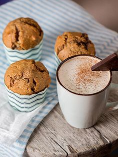 A mindent vivő muffin // Kristóf Konyhája Baby Food Recipes, Sweet Recipes, Cake Recipes, Dessert Recipes, Desserts, Vegan Sweets, Sweet And Salty, Winter Food, Healthy Baking