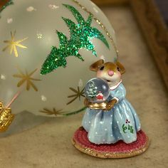 """My Little Snow Globe 