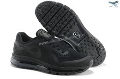 Black Anthracite Shoes Mens Nike Air Max 2014 621077-001