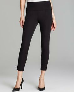 The Little black pant - The cigarette pant I tend to think of the elegant Audrey Hepburn when I think of these timeless, flattering pants, for I do think that she made the iconic pant what it is today. These pants hit just above the ankle and can be worn with heels and flats alike. These pants can be paired with a dressier top, or worn casually with a simple sweater or turtleneck. They are incredibly flattering and always stylish.