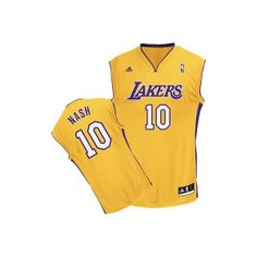 Camiseta Los Angeles Lakers - Nash - Basket3C.com ¡Tu tienda de Basket online!