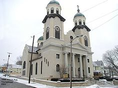St. Nicholas Byzantine Catholic Church in Youngstown, Ohio.