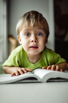 Precious Child & Book by Borisiuk Viacheslav on 500px