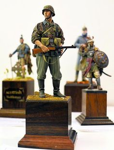 The Modelling News: Euro Militaire 2012 Pt. II - Single Foot Figures