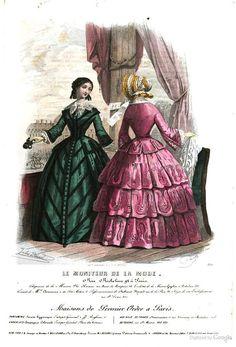 1852 Le Moniteur de la mode