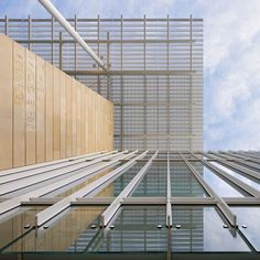 Photographs of The Art Institute of Chicago's Modern Wing by Renzo Piano Building Workshop
