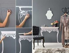 24 Extremely Creative and Clever Space Saving Ideas That Will Enlargen Your Space