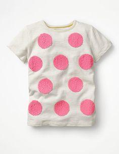 3e7b55d796 Sequin Colour-Change T-Shirt - Ecru/Pink Planet | Boden US. Boden UkTypes Of  GirlsKids ...