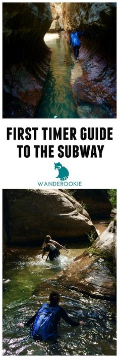 Is the Subway in Zion on your bucket list? Then you will want to read this first timer's guide to canyoneering the Subway! A good beginner's perspective!