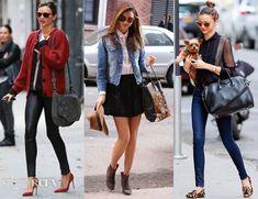 Miranda Kerr Style. //  #style #mirandakerr #fashion