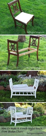 DIY French-Style Ben - http://craftdiyimage.com/diy-french-style-ben/