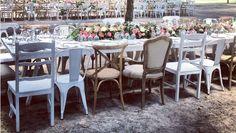 Buscar mobiliario para tu fiesta de compromiso o boda al aire libre a veces se puede volver toda una aventura al no encontrar piezas adecuadas que hagan de tu evento un lugar especial. En Elementos Tres te ayudarán con el estilismo de tu evento y a seleccionar el mejor mobiliario.