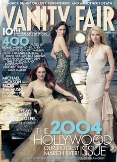 Vanity Fair - March 2004 Hollywood Issue