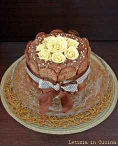 Letizia in Cucina: Tiramisù Sponge Cake - ReCake 12