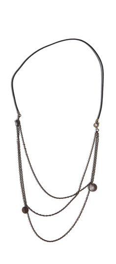 Langoliers Lock-Munn necklace, $195