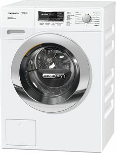 Miele Waschtrockner D LW, 7 kg, 1600 U/Min online kaufen Tapis Anti Vibration, Electronic Lock, Large Pillows, Wash N Dry, Bosch, Energy Efficiency, Washer And Dryer, Laundry, Childproofing