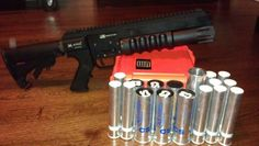 Spikes tsctical havoc 37mm launcher
