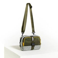 Personalized Front /& Back Fish Bucket Bag w//Genuine Leather Trim Large