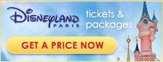 Disneyland Paris tickets & hotels - get a price now!