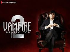 Vampire Prosecutor One of my favorite shows!