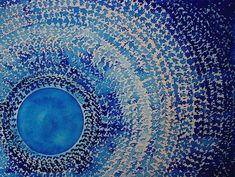 blue painting - Google Search