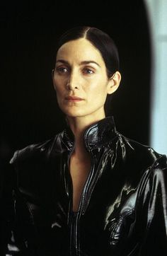 Still of Carrie-Anne Moss in The Matrix Revolutions